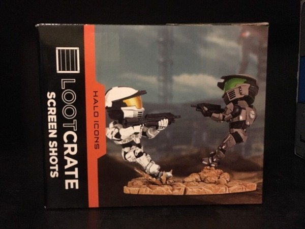 Halo LC exclusive Spartans