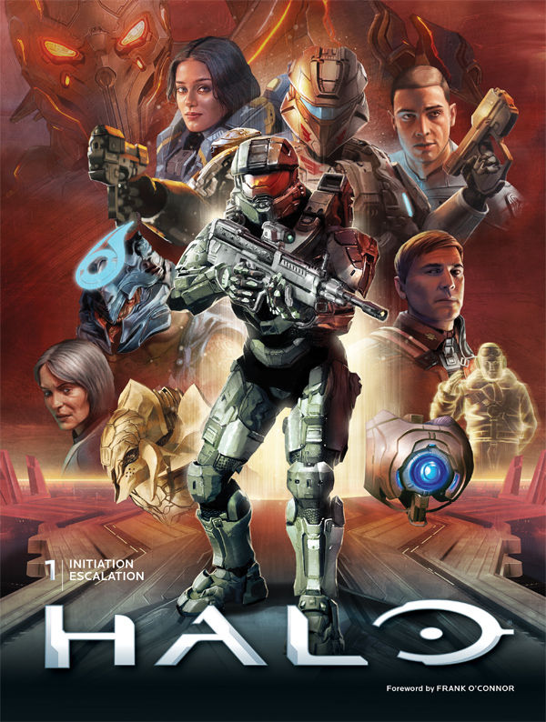 Halo Library Edition