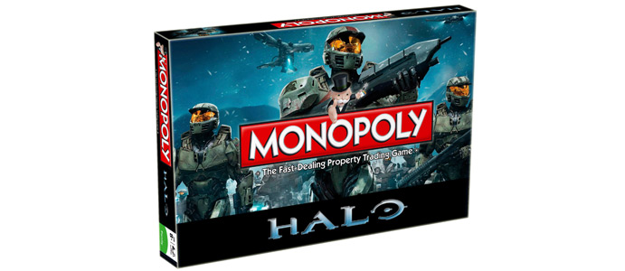 Halo Monopoly