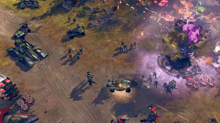 Halo Wars 2 Pink splosion RS