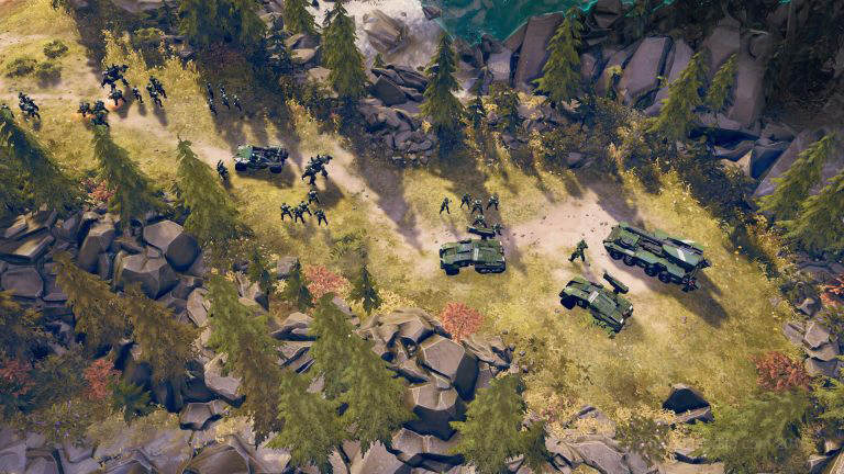 Halo-Wars-2 Woodland troop march RS