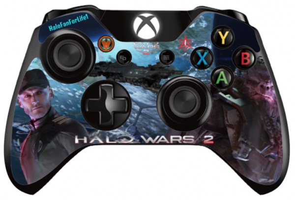 Halo Wars 2 XB1 Skin FULL Personalized