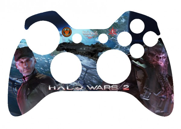 Halo Wars 2 XB1 Skin just sticker