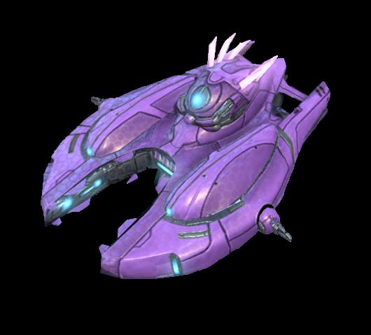 Halo Wars Vampire