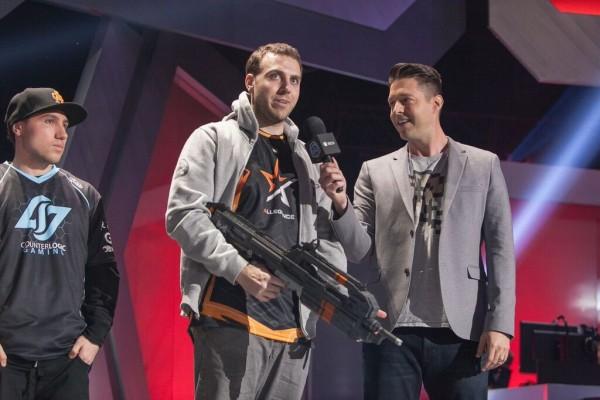 Halo World Championship 2016 Naded MVP