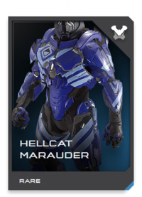 Built of knowledge stolen from enigmatic ruins on a dead world and materials stripped from the vault of a shattered starship, the HELLCAT is both utterly alien and strangely familiar.