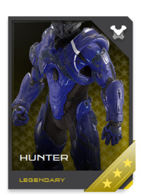Sophisticated and lethal, HUNTER-class armor incorporates Watershed Division's latest warfighting technology.
