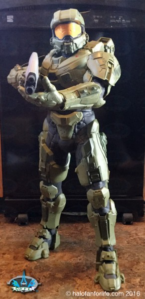 Jakks 31in Master Chief CU articulation