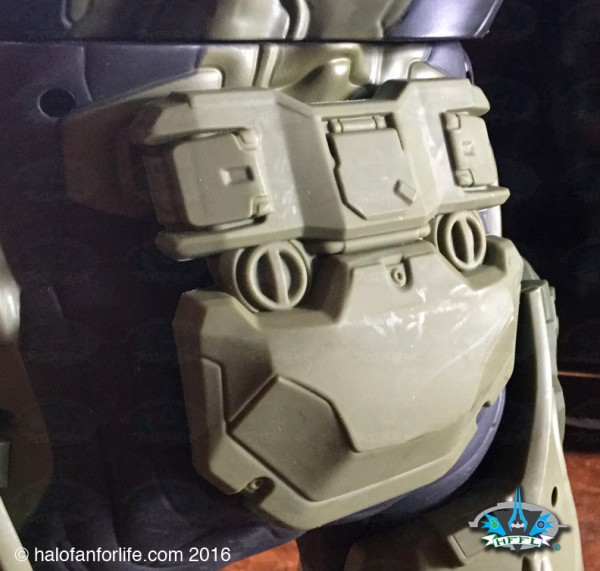Jakks 31in Master Chief CU buttplate