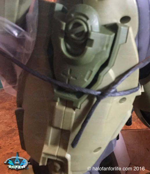 Jakks 31in Master Chief CU tied