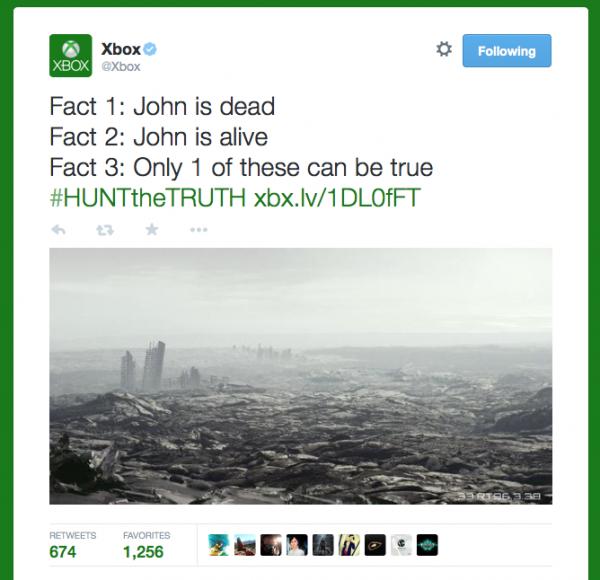 John Alive or Dead