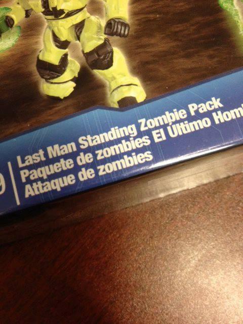 Last Man Standing Zombie Pack