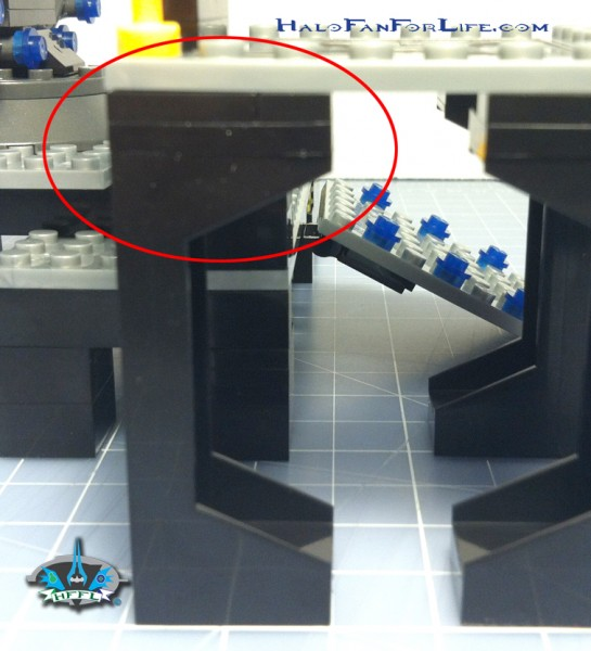 MB Armor Bay Gantry mistake fixed