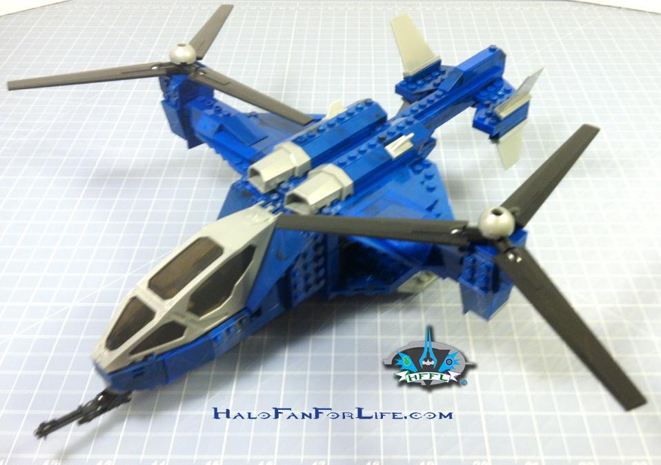 MB Blue Series Falcon FIN