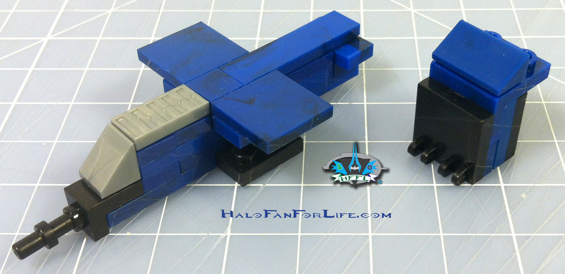 MB Blue Series Falcon mini falcon