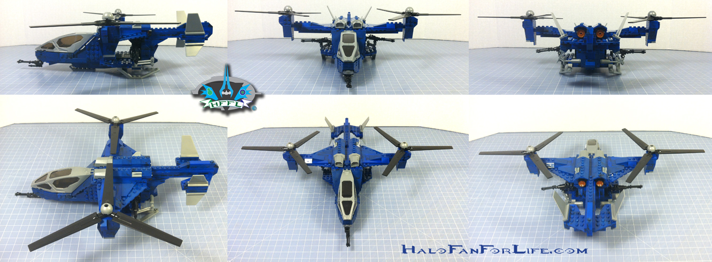 MB Blue Series Falcon orthos