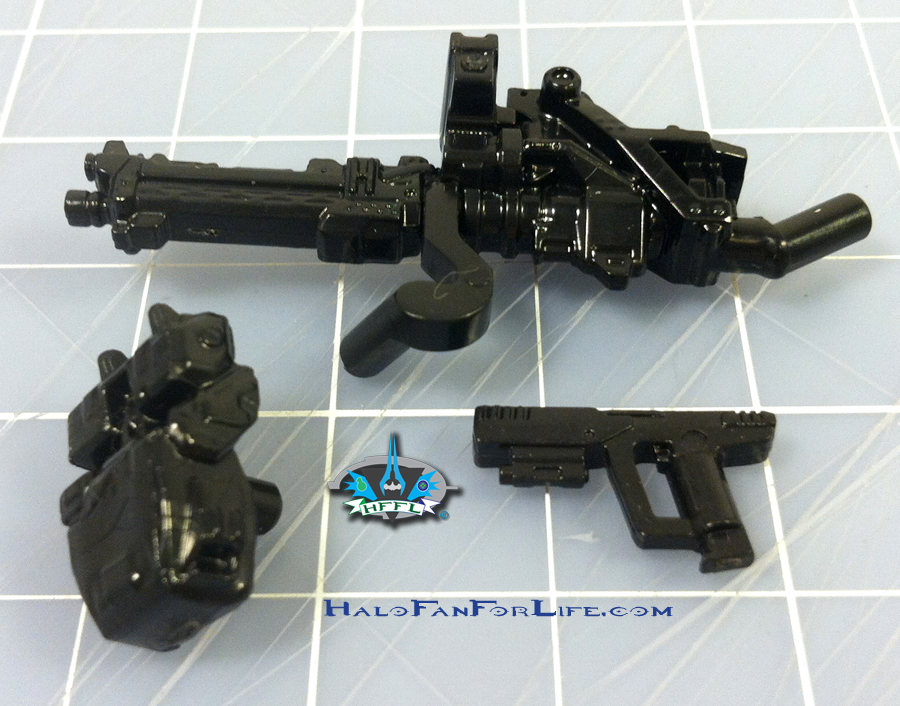 MB Blue Series Falcon weapons-accessories