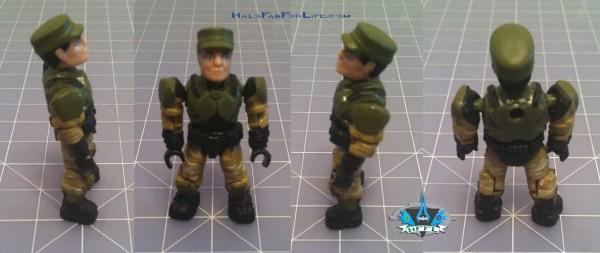 MB Brute Battle Unit Marine SGT