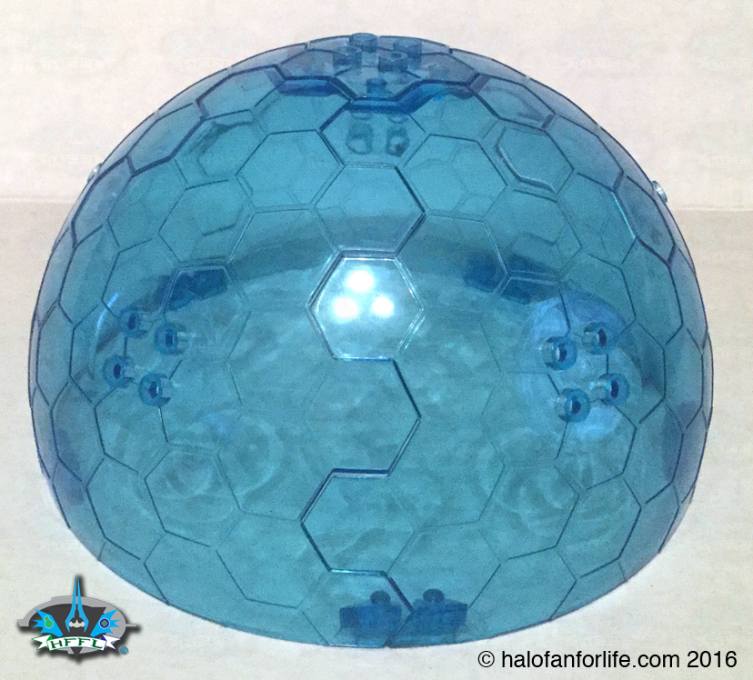 MB Brute Chopper Raid Bubble Shield