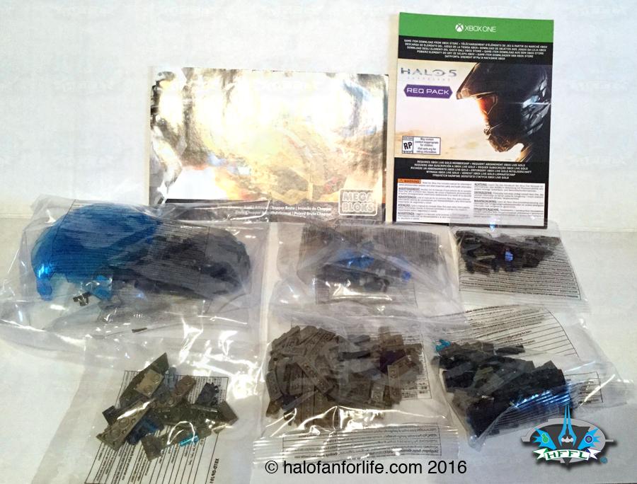 MB Brute Chopper Raid contents