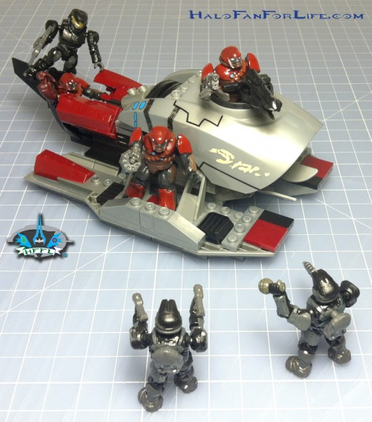MB Brute Prowler Attck WM full set