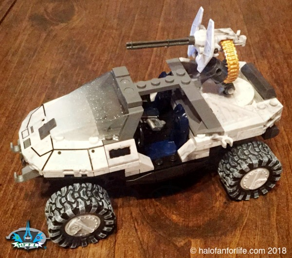 MB CTF Arctic Warthog Complete