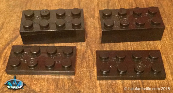 MB CTF Arctic Warthog stabilizers pieces