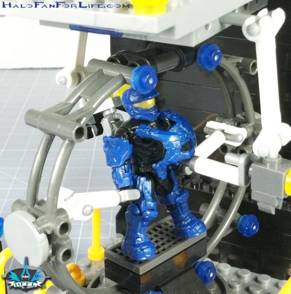 MB Falcon Armor Bay 1
