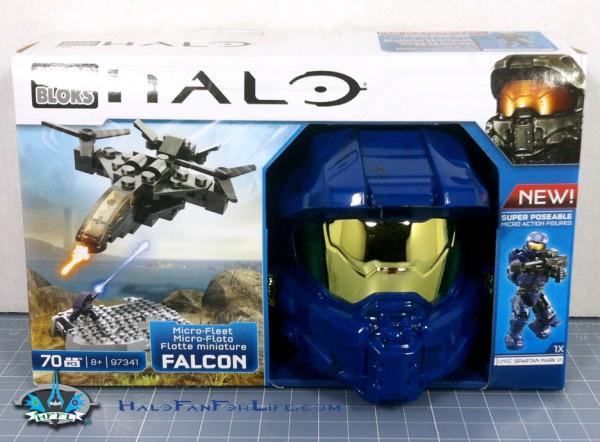 MB Falcon Box front