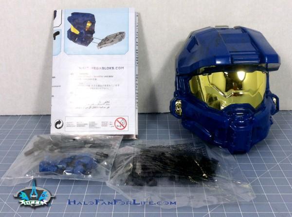 MB Falcon contents
