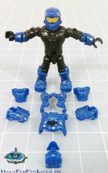 MB Falcon removeable armor