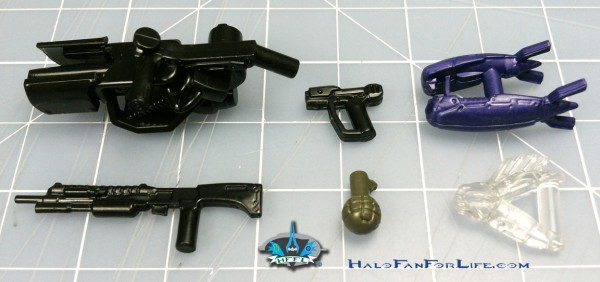 MB Flood INV weapons