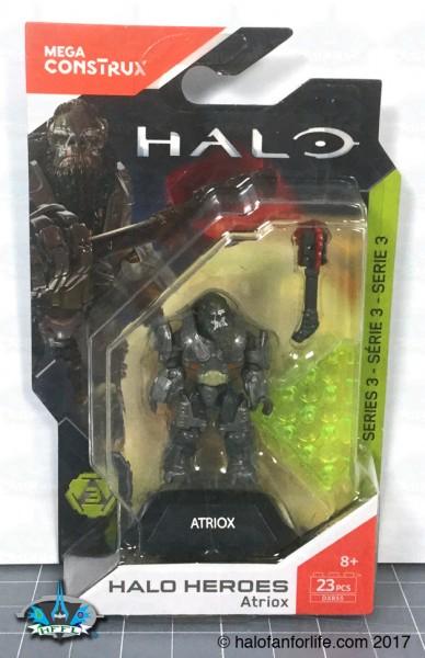 MB Halo Heroes S3 Atriox PCS 23