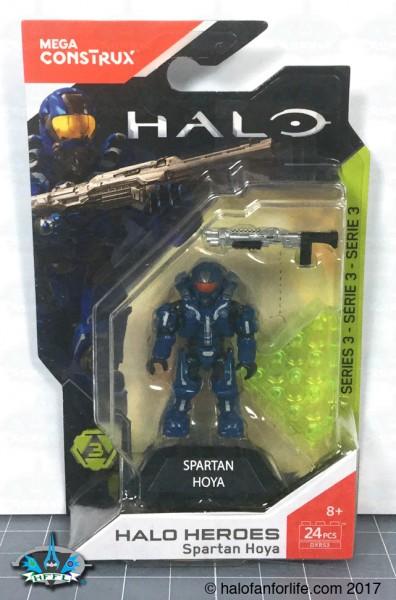 MB Halo Heroes S3 Hoya PCS 24