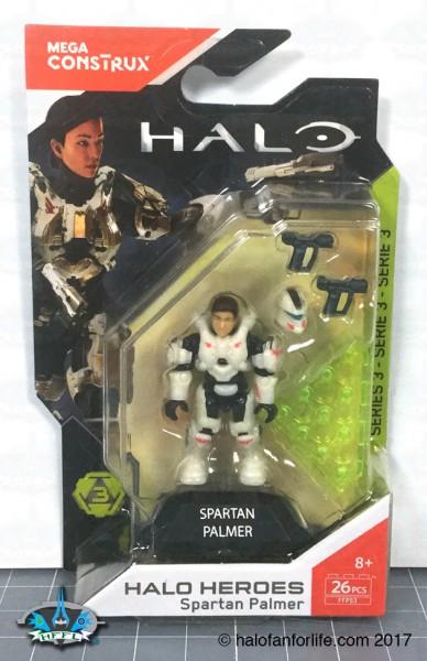 MB Halo Heroes S3 Palmer PCS 26