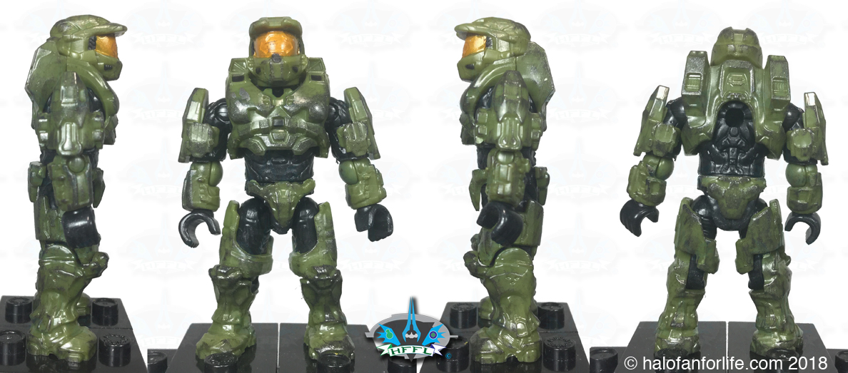 Halo Toy Review: Mega Construx Halo Heroes Series 5