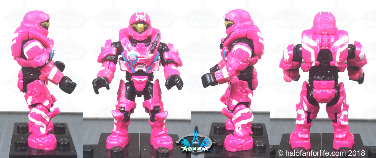Halo Toy Review: Mega Construx Halo Heroes Series 6