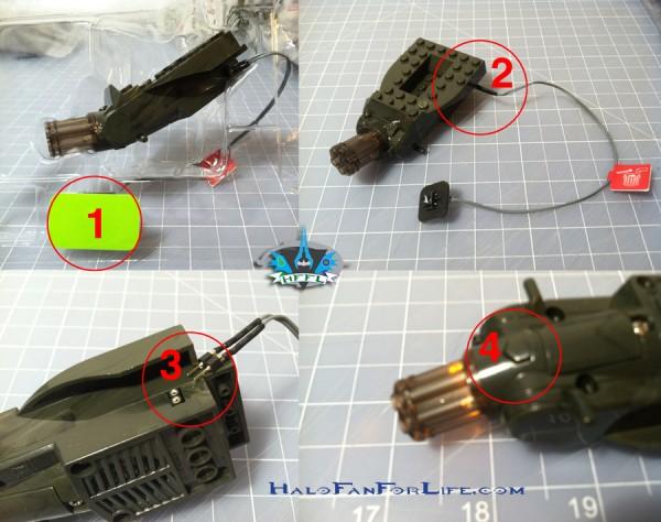 MB Hornet Vs Vampire Electronics