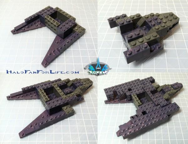MB Hornet Vs Vampire V-1st steps