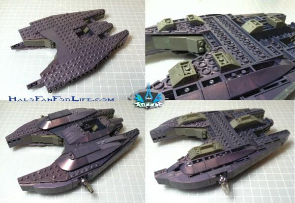 MB Hornet Vs Vampire V-2nd steps