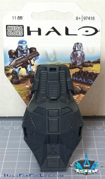 MB Metallic ODST Pod BLUE Package