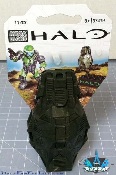 MB Metallic ODST Pod GREEN Package
