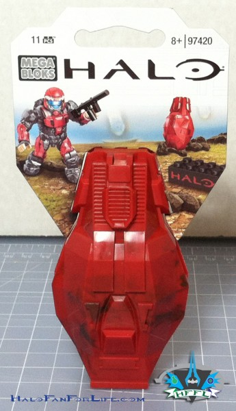 MB Metallic ODST Pod RED Package