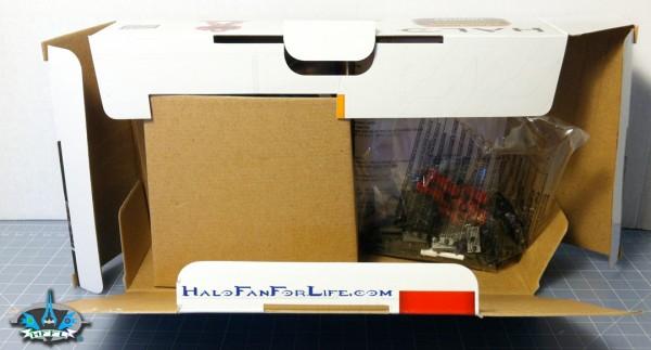 MB Micro Fleet Hornet BOX inside