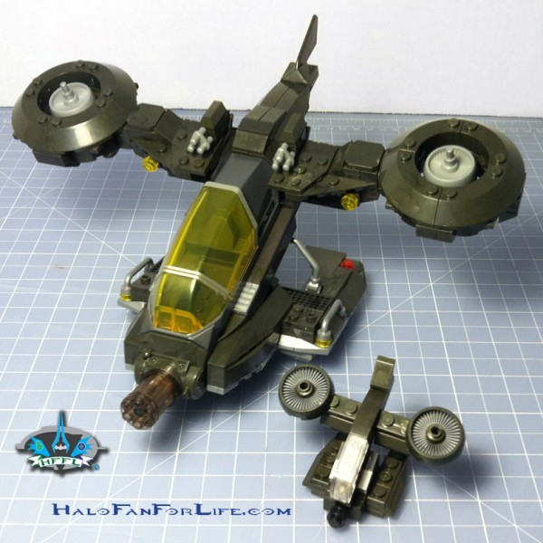 MB Micro Fleet Hornet COMP