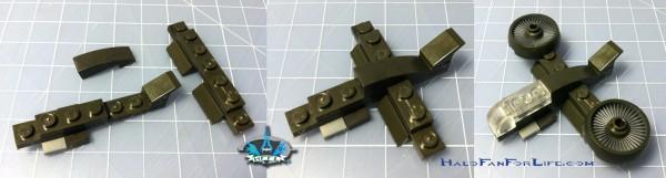 MB Micro Fleet Hornet body steps