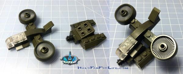 MB Micro Fleet Hornet final steps
