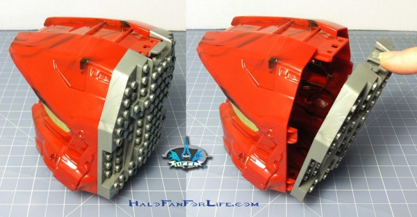 MB Micro Fleet Hornet helmet tab
