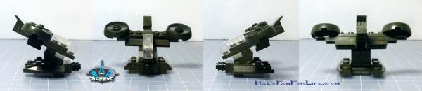 MB Micro Fleet Hornet ortho