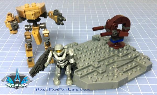 MB Micro Fleet Mantis Invasion complete set